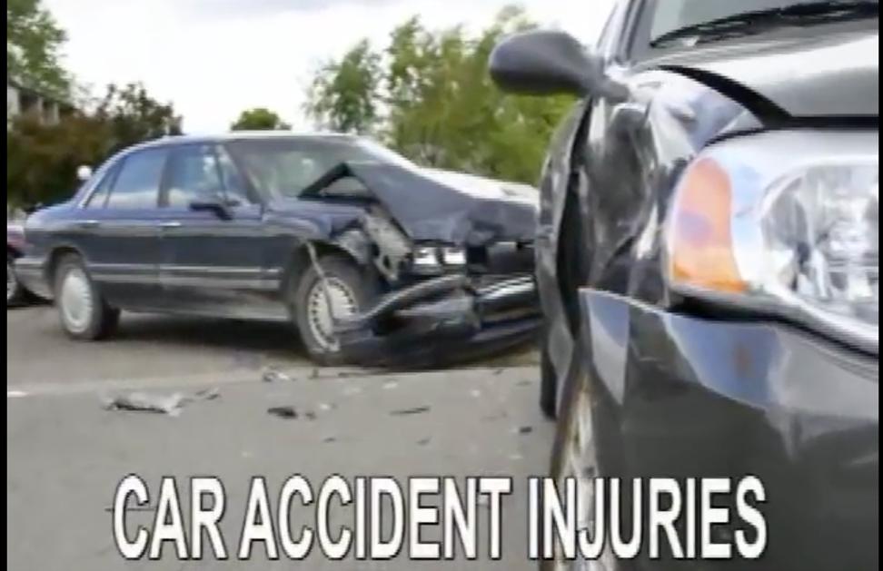 car crash - Carabin Shaw